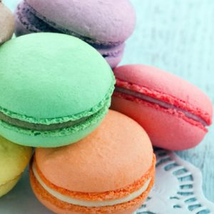 French Macaron Baking Kit